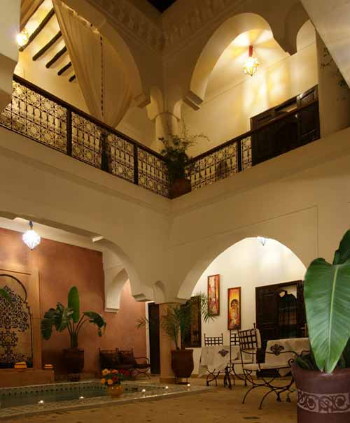Riad marrakech location riad marrakech riad marrakech piscine for Riad piscine privee marrakech